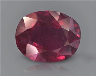 Natural Ruby (Manik) Heated Treated Certified 2.09 CTS... ( 80351 )