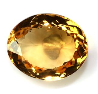 NATURAL YELLOW CITRINE (SUNELA) 10.64 CTS(4475)