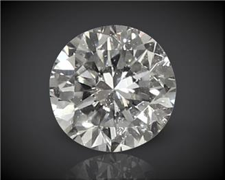 Diamond Stone Natural Certified VS-1 J 0.09CTS-2839