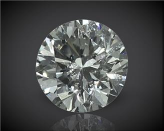 Diamond Stone Natural Certified  VS-1 J 0.15CTS-2844