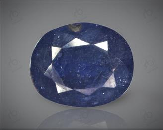 Blue Sapphire Heated & Treated Natural Certified 3.22CTS-16980