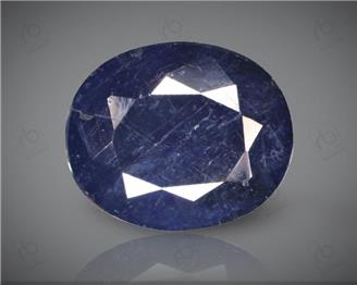Blue Sapphire Heated & Treated Natural Certified 3.24CTS-16983