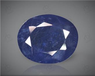 Blue Sapphire Heated & Treated Natural Certified 3.03CTS-16984