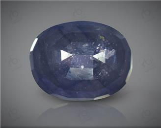 Blue Sapphire Heated & Treated Natural Certified 10.75CTS-16987