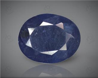 Blue Sapphire Heated & Treated Natural Certified 3.49CTS-16997