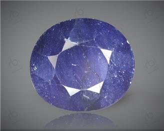 Blue Sapphire Heated & Treated Natural Certified 10.15CTS-17052