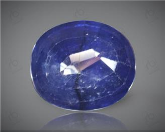 Blue Sapphire Heated & Treated Natural Certified 9.96CTS-17109