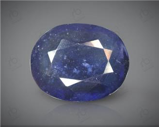 Blue Sapphire Heated & Treated Natural Certified 7.23 CTS ( 16816 )