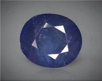 Blue Sapphire Heated & Treated Natural Certified 10.23 CTS ( 16818 )