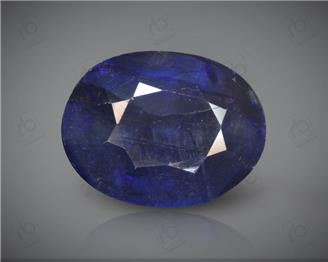 Blue Sapphire Heated & Treated Natural Certified 6.06 CTS ( 16820 )