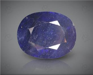 Blue Sapphire Heated & Treated Natural Certified 6.84CTS-16890