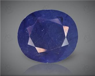 Blue Sapphire Heated & Treated Natural Certified 9.38CTS-16891