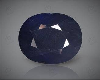 Blue Sapphire Heated & Treated Natural Certified 8.23CTS-16895