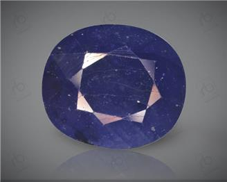 Blue Sapphire Heated & Treated Natural Certified 8.37CTS-16896