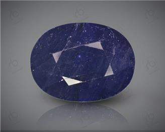 Blue Sapphire Heated & Treated Natural Certified 7.36CTS-16898