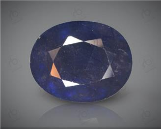 Blue Sapphire Heated & Treated Natural Certified 7.99CTS-16899