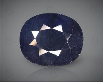 Blue Sapphire Heated & Treated Natural Certified 12.98CTS-16902