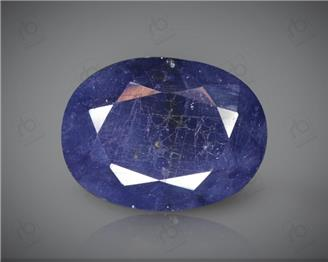 Blue Sapphire Heated & Treated Natural Certified 7.28CTS-16931