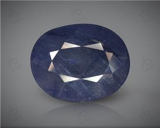 Blue Sapphire Heated & Treated Natural Certified 6.77CTS-16943