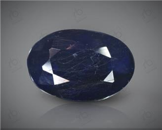Blue Sapphire Heated & Treated Natural Certified 3.43CTS-16956
