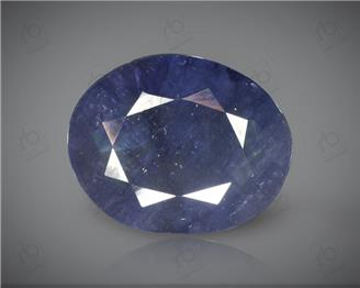 Blue Sapphire Heated & Treated Natural Certified 7.2CTS-16968