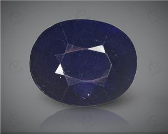 Blue Sapphire Heated & Treated Natural Certified 6.68CTS-17053