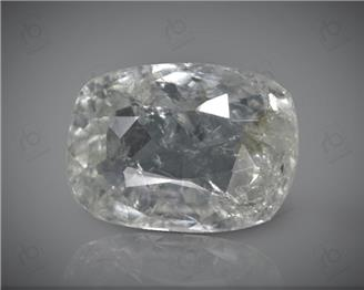 White Sapphire (BAR) Natural Certified  6CTS-3075