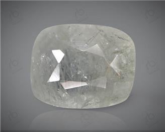 White Sapphire (BAR) Natural Certified 7.48CTS-2951
