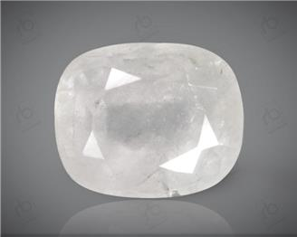 White Sapphire (BAR) Natural Certified 4.71CTS-3424