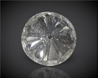Diamond Stone Natural Certified  I-2 J 0.17CTS-2775
