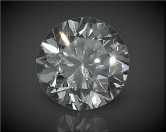 Diamond Stone Natural Certified  VS-1 J 0.12CTS-2836