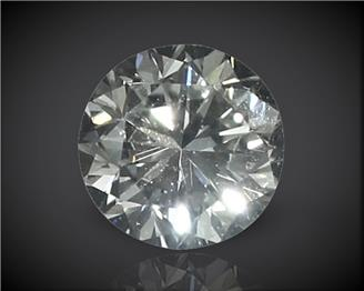 Diamond Stone Natural Certified  VS-1 J 0.15CTS-2838