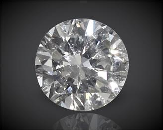 Diamond Stone Natural Certified VS-1 J 0.1CTS-2846