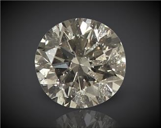 Diamond Stone Natural Certified ( Heera) SI-1 M 0.10 cts. ( 1590 )