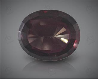 Natural Pyrope -Almandine (Garnet) Certified 5.74 CTS (6796-335-120)