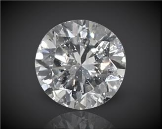 Diamond Stone Natural Certified ( Heera) VS-1 J 0.06CTS-2835