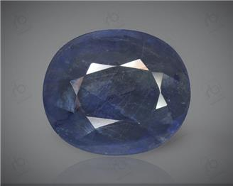 Blue Sapphire Heated & Treated Natural Certified 6.74 CTS ( 16833 )