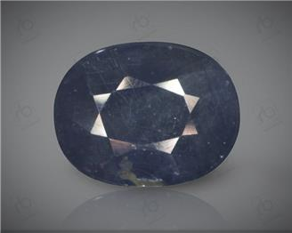 Blue Sapphire Heated & Treated Natural Certified  7.19 CTS ( 16850 )