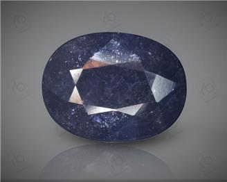 Blue Sapphire Heated & Treated Natural Certified  8.78 CTS ( 16859 )