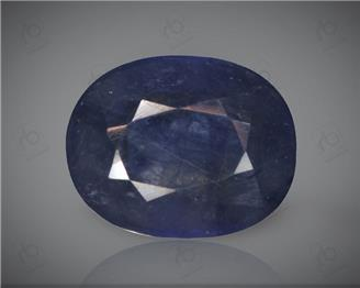 Blue Sapphire Heated & Treated Natural Certified  3.36 CTS ( 16865 )