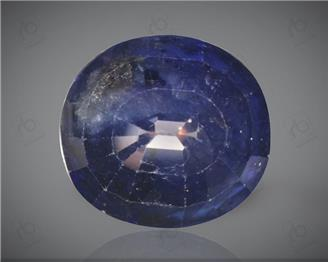 Blue Sapphire Heated & Treated Natural Certified  7.84CTS-16897