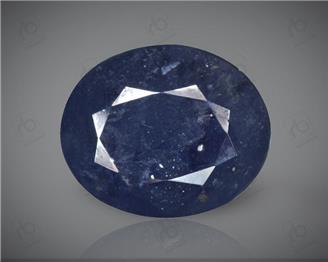 Blue Sapphire Heated & Treated Natural Certified  6.01CTS-16933