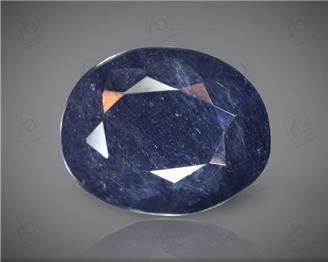 Blue Sapphire Heated & Treated Natural Certified  5.17CTS-16934