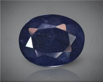 Blue Sapphire Heated & Treated Natural Certified  3.07CTS-16936