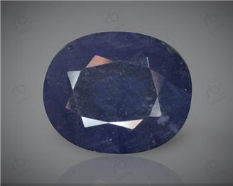 Blue Sapphire Heated & Treated Natural Certified 9.86CTS-16937