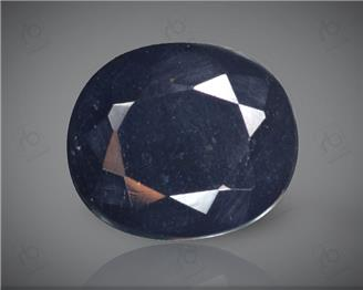 Blue Sapphire Heated & Treated Natural Certified  4.34CTS-16981