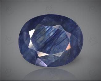 Blue Sapphire Heated & Treated Natural Certified 5.97CTS-16990