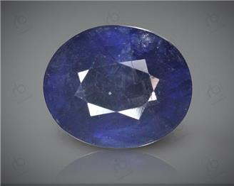 Blue Sapphire Heated & Treated Natural Certified 5.31CTS-1671
