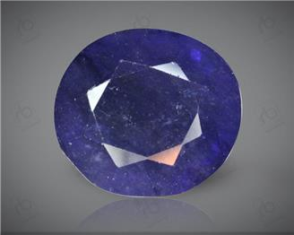 Blue Sapphire Heated & Treated Natural Certified 12.4CTS-16766