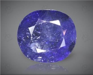 Blue Sapphire Heated & Treated Natural 6.19CTS-16772